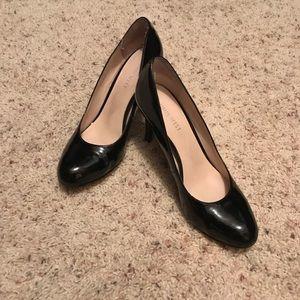 Nine West Black Patent Heel